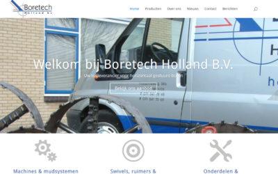 Nieuwe Boretech Website staat online!