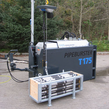 Pipeburster T 175