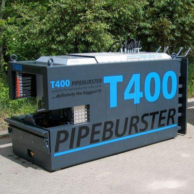 Pipeburster