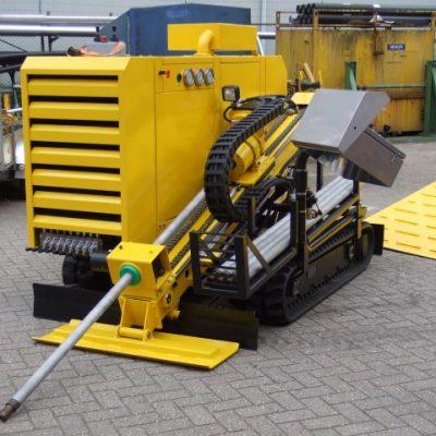 Boretech Holland Drill rigs