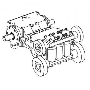 FMC M12 Plunjerpomp