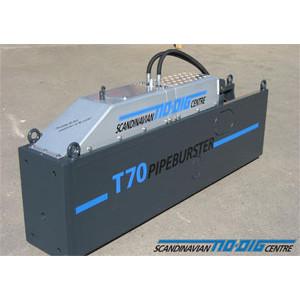 Pipeburster T 70